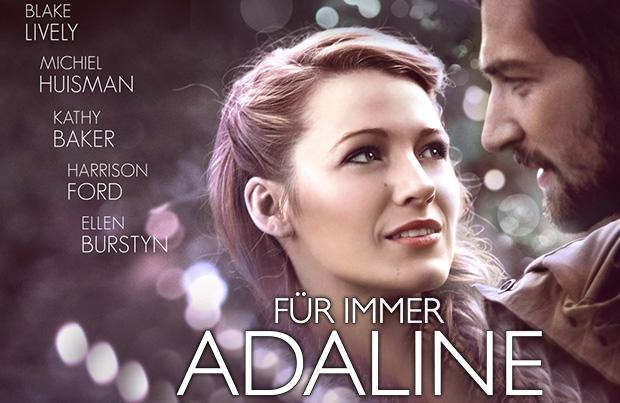 Für Immer Adaline Online Stream Deutsch